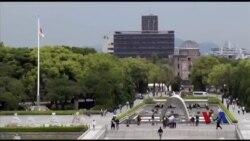 广岛幸存者呼吁奥巴马承认核武器危害