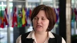 Елена Милашина о награде США за женское мужество