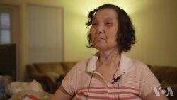 中国游客在美遭车祸截肢 复健期间体会人生感悟