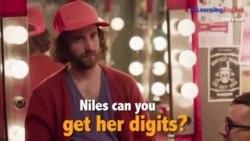 Học tiếng Anh qua phim ảnh: Get Her Digits - Phim Hello, My Name is Doris (VOA)