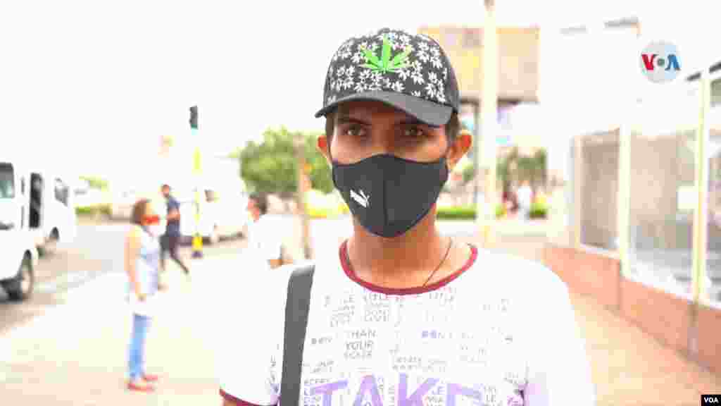 Jesús Manuel Camacaro -o como se ha renombrado, 'The New Crack'- llegó a Cúcuta, proveniente de Barquisimeto, Venezuela.