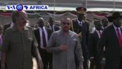 Sudani y'Epfo: Abayobozi bo mu Karere Barazanzamura Amasezerano y'Amahoro