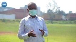 Uko abakora imirimo itandukanye mu mujyi wa Kigali bakurikiye gahunda y'icyunamo cyo kwibuka ku nshuro ya 27 Jenoside yakorewe Abatutsi