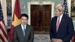 Bộ trưởng Ngoại giao VN sang Mỹ bàn chuyến thăm của TT Obama