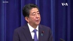 最近兩度求醫 日本首相安倍晉三宣布辭職