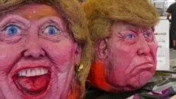 美国万花筒:为活人死人化妆的南瓜雕塑家