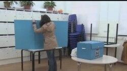2013-01-22 美國之音視頻新聞: 以色列舉行國會選舉投票