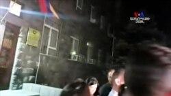 ԱՌԱՆՑ ՄԵԿՆԱԲԱՆՈՒԹՅԱՆ. Գագիկ Խաչատրյանի պաշտպանական խմբի անդամ Երեմ Սարգսյանի ճեպազրույցը․ ուղիղ հեռարձակում