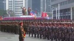 美国针对朝鲜实施新制裁