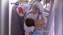 VOA60 DUNIYA: VATICAN Ana Shirin Ayyana Mother Teresa Yar Garin Calcutta A Matsayin Waliyar Cocin Roman Katolika