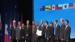 12國簽署跨太平洋伙伴貿易協議