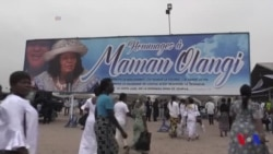 Funéraille du célèbre prédicateur Mama Olangi (vidéo)