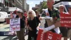 Karavan ljutitih bakica u borbi protiv razdvajanja imigrantske djece