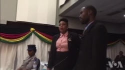 Witness Challenges Zimbabwe Commission of Inquiry to Investigate Mnangagwa
