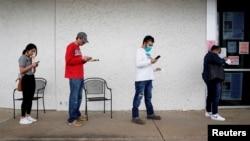 Red za prijavu nezaposlenosti (Foto: Rojters)