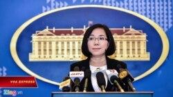 VN lên tiếng về khả năng TQ 'hạt nhân hóa' Biển Đông