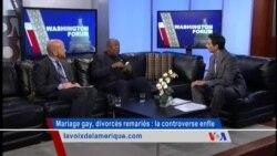 Washington Forum du 16.10.2014: mariage de la discorde