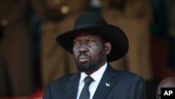 Shugaban Sudan Ta Kudu, Salvar Kiir