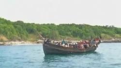 人权观察:泰国海军向罗兴亚族难民开火