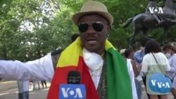Farafina jamanadew munu be Ameriki Diaspora Washington DC, ka nisongoya Taama kunu, Washington DC Marala.
