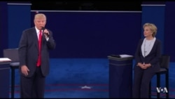 Highlights from Presidential Debate Town Hall
