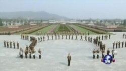纪念金日成诞辰,平壤首次允许普通游客参加马拉松赛