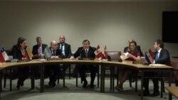 Seis países denuncian a Maduro ante CPI