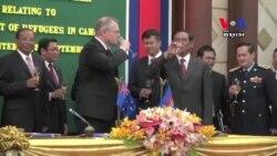 Cambodia, Australia Sign Contentious Refugee Deal