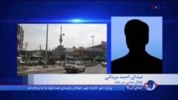 ورود نیروهای یگان ویژه به بانه در کردستان برای شکستن اعتصاب مغازهدارها