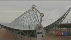 31 рік після катастрофи: Перша черга грандіозної сонячної станції в Чорнобилі скоро дасть струм. Відео