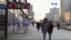Rus Ekonomisi 2015'te Küçülecek