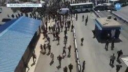 Suriye-Türkiye Sınırında Gerginlik