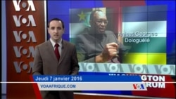 Washington Forum du 7 janvier 2016 : la présidentielle centrafricaine