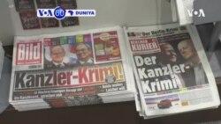 VOA60 DUNIYA: A Jamus, Olaf Scholz Na Jam'iyyar Social Democratic Ya Yi Galaba Akan Jam'iyyar Angela Merkel.