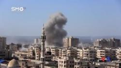 2017-02-26 美國之音視頻新聞: 基地組織分支說敘利亞襲擊是其所為 (粵語)
