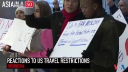 The World Reacts to US Travel Bans