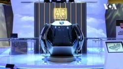 Найбільший у США виробник гвинтокрилів розробляє повітряне таксі. Відео