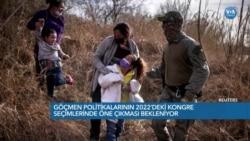 Meksika Sınırında Hareketlilik Tartışma Yaratıyor