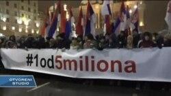 Građanski protesti u Beogradu - bunt srednje klase