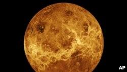 Венера, зображення НАСА