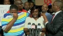 Exigen justicia tras muerte de hombre afroestadounidense en Luisiana