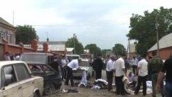 自殺炸彈手襲擊高加索的警察葬禮 7 人死亡