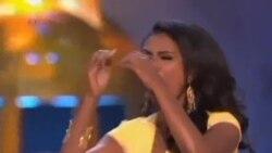 印度裔美國人贏得2014年美國小姐選美冠軍