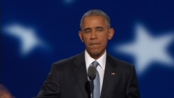 Obama: Don't Boo, Vote
