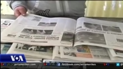 Raporti për lirinë e medias në Shqipëri
