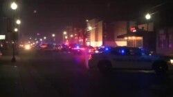 دو مامور پلیس در شهر فرگوسن هدف گلوله قرار گرفتند