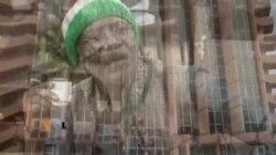 Alpha Blondy la star du reggae a Ouaga
