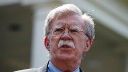 Donald Trump a limogé John Bolton, conseiller à la sécurité nationale