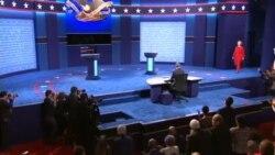 US Presidentia Debate