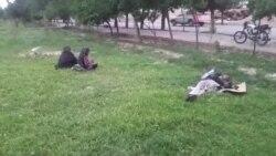 بی سرنوشتی خانواده های معتاد در ولایت هرات